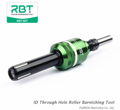Outils de brunissage à rouleaux intérieurs Diamètre (ID) Fabricant | Outils internes de brunissage de rouleau à vendre