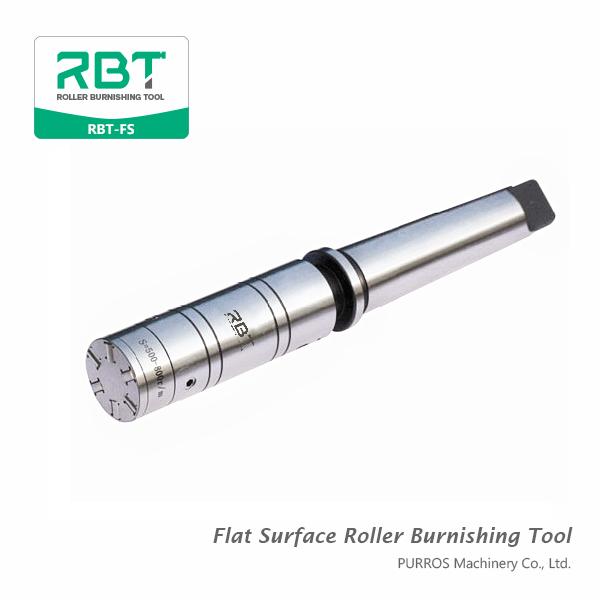 Utensili per brunitura con superficie piana RBT-FS Produttore, esportatore e fornitore