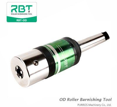 Produttore di utensili per la lucidatura dei rulli di diametri esterni (OD)