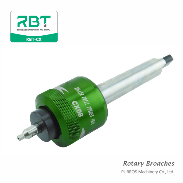 RBT Square Rotary Broaching Tools Manufacturer, Square Rotary Broaching Tools