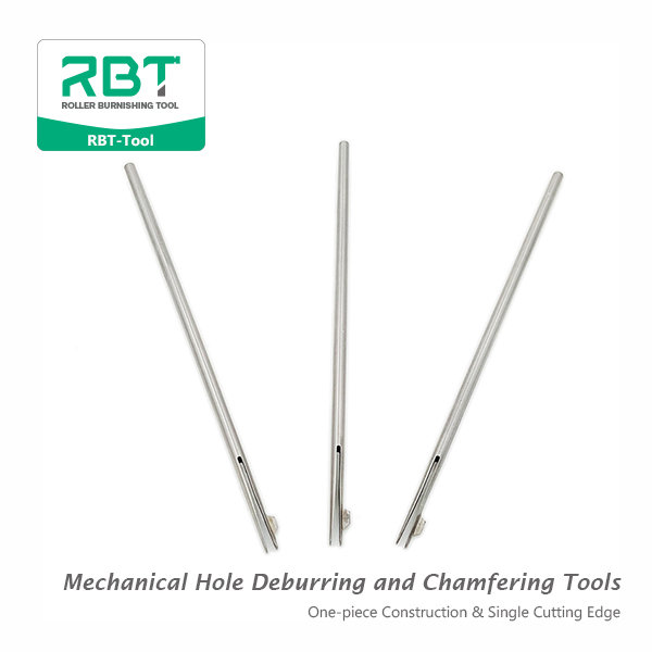 BURR-OFF universal deburring tools Mechanical Hole Deburring and Chamfering Tools