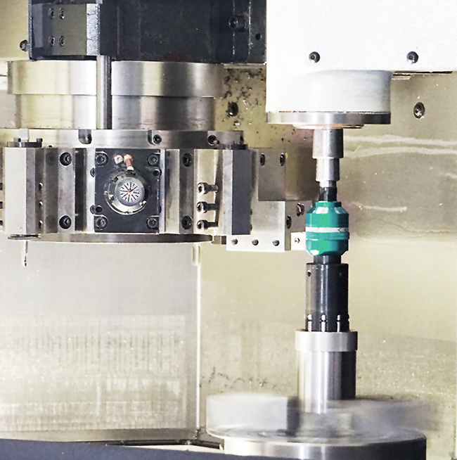What is the process of improving the smoothness of the product with roller burnishing tool by RBT?